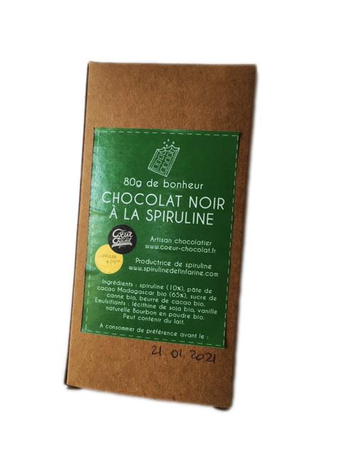 Chocolat Spiruline